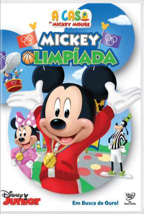 A Casa Do Mickey Mouse - Mickey Olimpíada Torrent torrent download capa