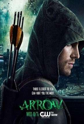 Arrow - Todas as Temporadas Completas Séries Torrent Download capa