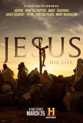 Eu Conheci Jesus Séries Torrent Download capa