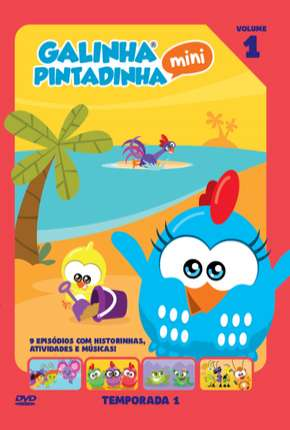 Galinha Pintadinha Mini Desenhos Torrent Download capa