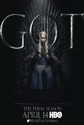 Game of Thrones - 8ª Temporada Torrent torrent download capa