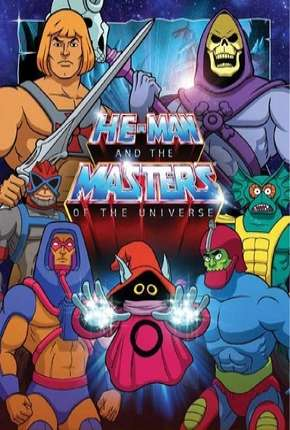 He-Man e os Defensores do Universo Desenhos Torrent Download capa