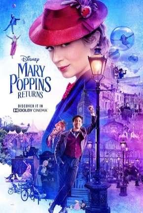 O Retorno de Mary Poppins Filmes Torrent Download capa