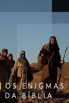 Os Enigmas da Bíblia Séries Torrent Download capa
