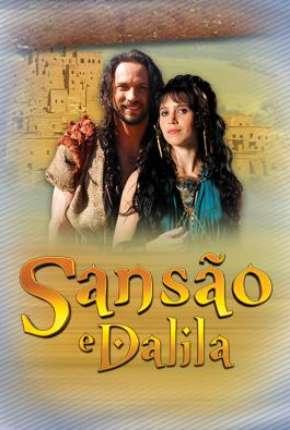 Sansão e Dalila - Novela da Record Séries Torrent Download capa