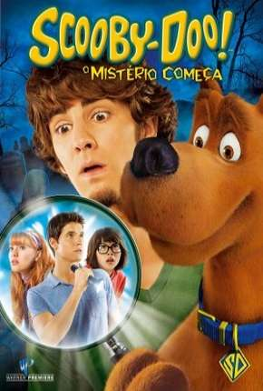 Scooby-Doo 3 - O Mistério Começa Filmes Torrent Download capa
