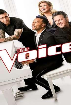 The Voice 16ª Temporada - Legendada Séries Torrent Download capa