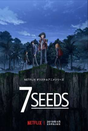 7 Seeds - 1ª Temporada Completa Desenhos Torrent Download capa