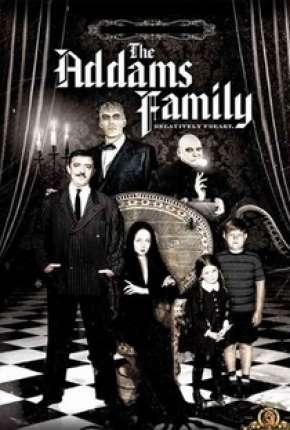 A Família Addams - 1ª Temporada Séries Torrent Download capa