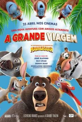 A Grande Viagem - The Big Trip Legendado Filmes Torrent Download capa