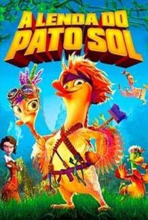 A Lenda do Pato Sol Filmes Torrent Download capa