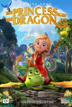 A Princesa e o Dragão Filmes Torrent Download capa