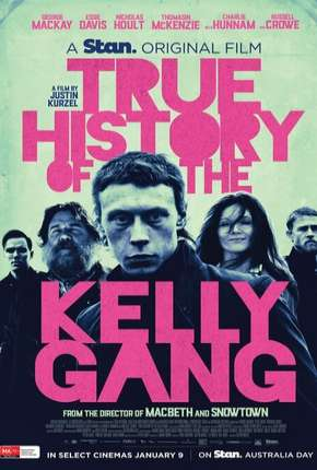 A Verdadeira História da Gang de Ned Kelly - Legendado Filmes Torrent Download capa