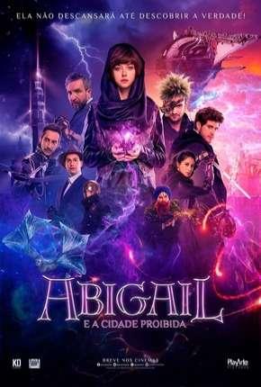 Abigail e a Cidade Proibida Filmes Torrent Download capa