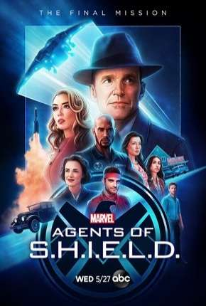 Agentes da S.H.I.E.L.D. - 7ª Temporada Legendada Séries Torrent Download capa
