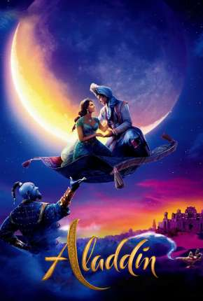 Aladdin - Legendado Filmes Torrent Download capa