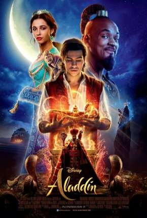 Aladdin - Live Action Filmes Torrent Download capa