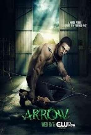 Arrow - 2ª Temporada Séries Torrent Download capa