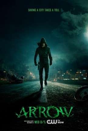 Arrow - 3ª Temporada Séries Torrent Download capa