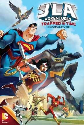 As Aventuras da Liga da Justiça - Armadilha do Tempo Filmes Torrent Download capa