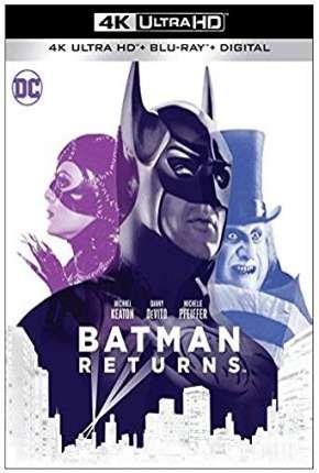 Batman - O Retorno 4K Filmes Torrent Download capa