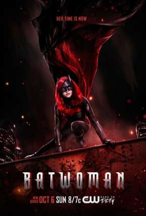 Batwoman - 1ª Temporada Legendada Séries Torrent Download capa