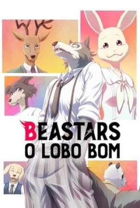 Beastars - O Lobo Bom - 1ª Temporada Desenhos Torrent Download capa