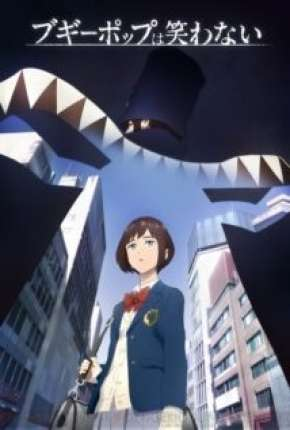 Boogiepop wa Warawanai - Legendado Desenhos Torrent Download capa