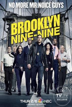 Brooklyn Nine-Nine - 7ª Temporada Legendada Séries Torrent Download capa