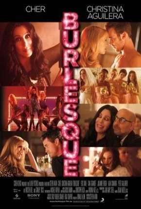 Burlesque Blu-Ray Filmes Torrent Download capa