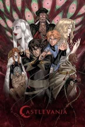 Castlevania - 3ª Temporada Completa Desenhos Torrent Download capa