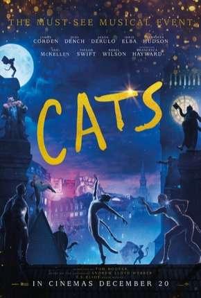 Cats - Legendado HDRIP Filmes Torrent Download capa