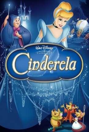 Cinderela - Animação Filmes Torrent Download capa