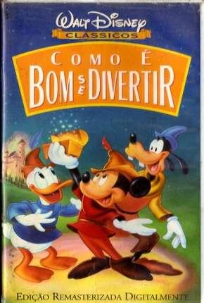 Como é Bom se Divertir - Disney Filmes Torrent Download capa