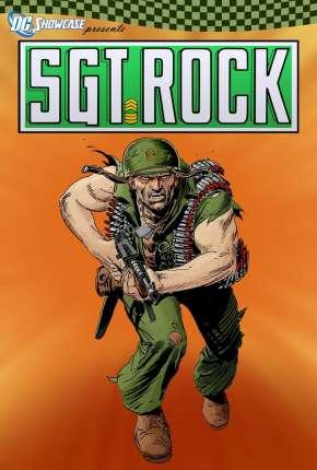 DC Showcase - Sargento Rock - Legendado Filmes Torrent Download capa