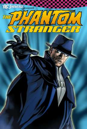 DC Showcase - Vingador Fantasma - Legendado Filmes Torrent Download capa