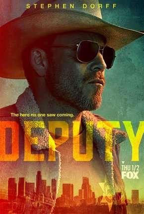 Deputy - 1ª Temporada Legendada Séries Torrent Download capa