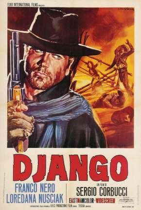 Django Filmes Torrent Download capa