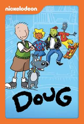 Doug - 1ª Temporada Completa Desenhos Torrent Download capa
