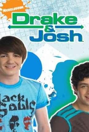 Drake e Josh 1ª até 4ª Temporada Séries Torrent Download capa