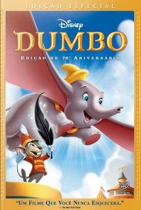 Dumbo - Animação Filmes Torrent Download capa