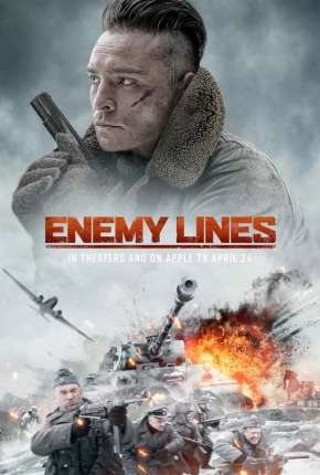 Enemy Lines - Legendado Filmes Torrent Download capa