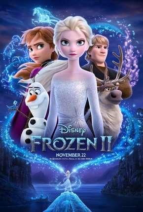 Frozen II Filmes Torrent Download capa