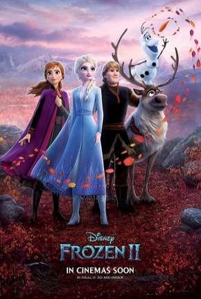 Frozen 2 - Legendado BluRay Filmes Torrent Download capa