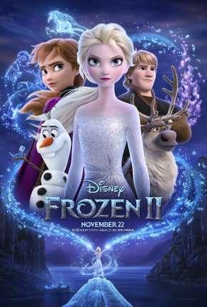 Frozen 2 - Legendado Filmes Torrent Download capa