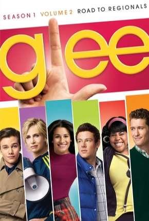 Glee - 1ª Temporada Séries Torrent Download capa