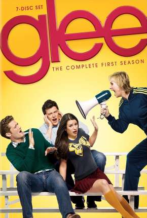 Glee - Em Busca da Fama - 3ª Temporada Séries Torrent Download capa