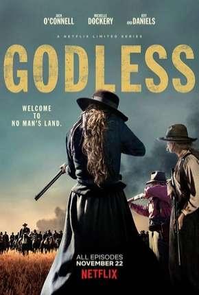 Godless - 1ª Temporada Completa Séries Torrent Download capa