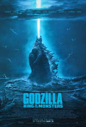 Godzilla 2 - Rei dos Monstros Filmes Torrent Download capa