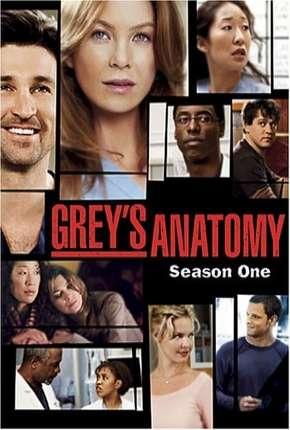 Greys Anatomy - 1ª Temporada - Completa Séries Torrent Download capa